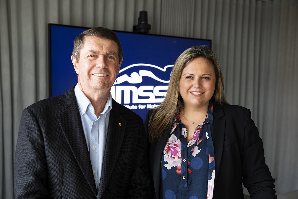 The Australian Institute for Motor Sport Safety (AIMSS) has appointed communications specialist Kate Smailes to its eight-person board