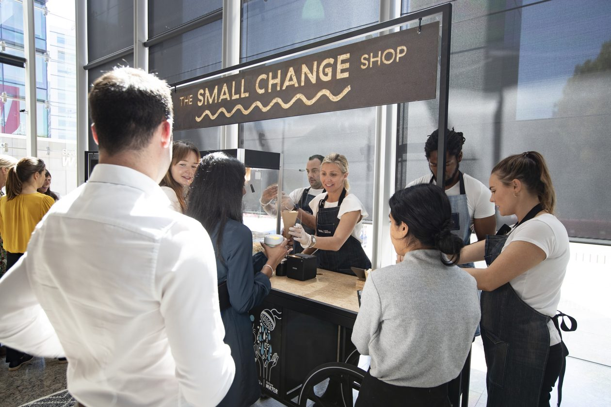 Sydney Water launches the Small Change Shop as part of integrated campaign by Havas Village